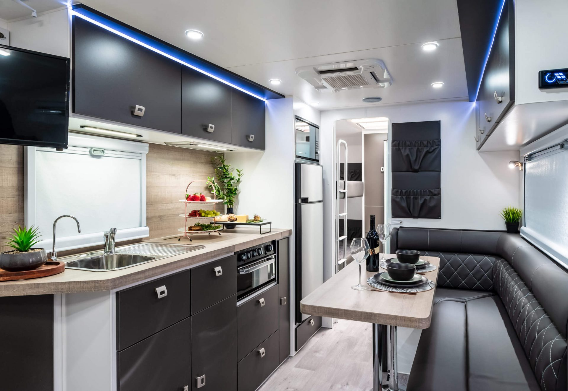 Design RV Getaway Caravans