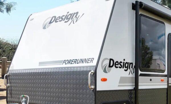 Design RV Forerunner Caravans