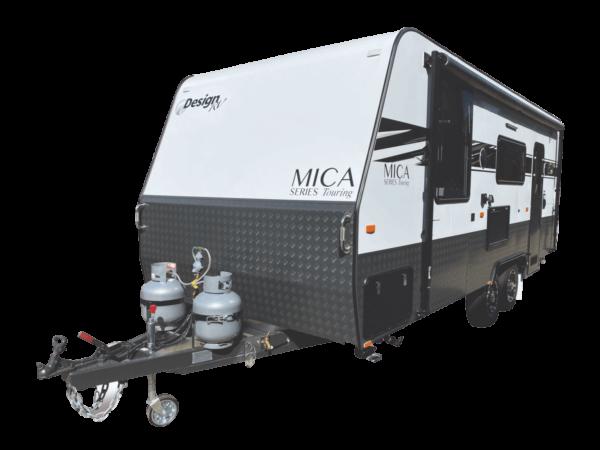 Design RV Mica Caravans No Backgroud