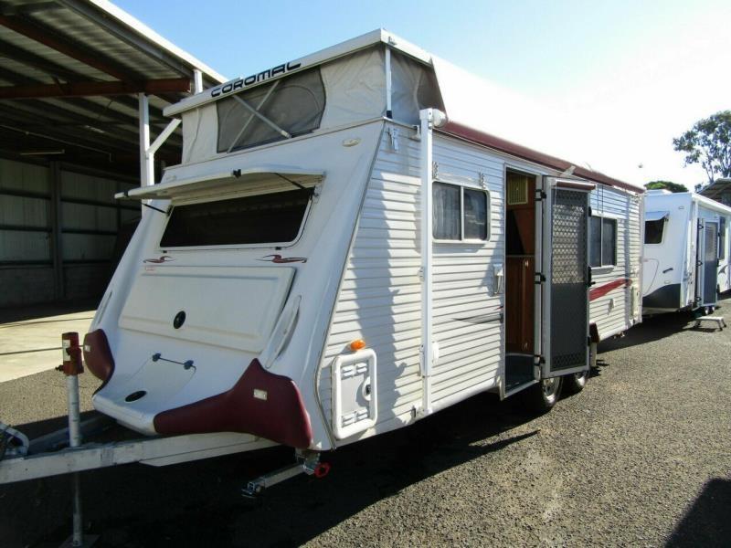 Caravan Trade In