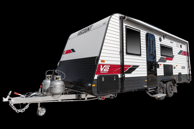 Viscount Caravans V2 Family
