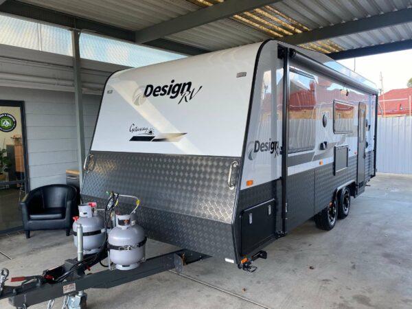 Getaway caravans from sale Adelaide