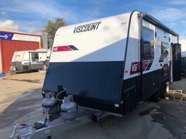 Viscount v3 caravans for sale