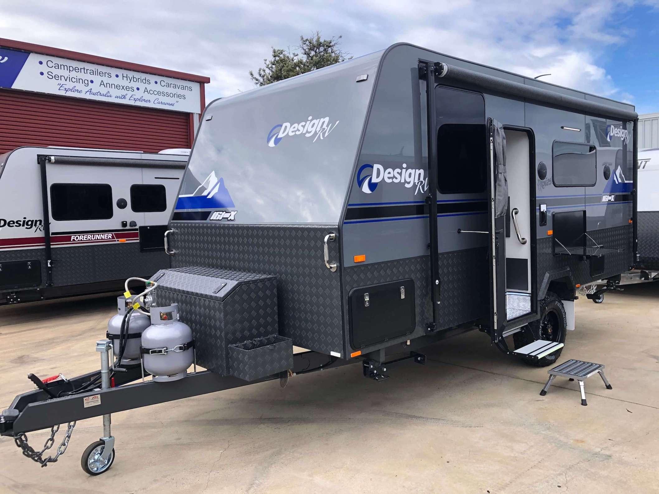 Design Rv Stryker 1