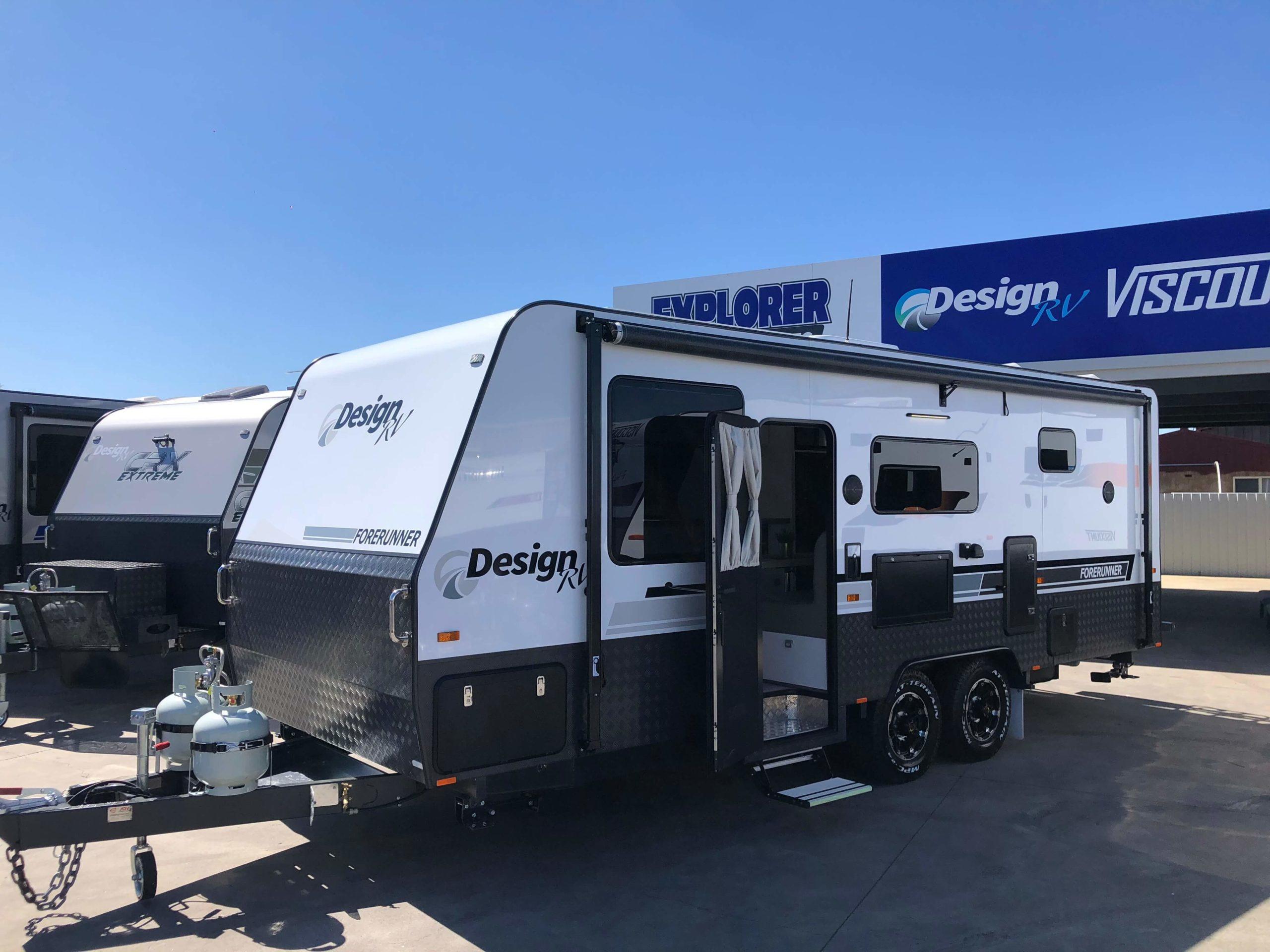 2021 Design RV Forerunner 2-6 Family Caravan 1