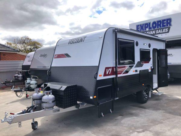 Viscount v1 caravans for sale